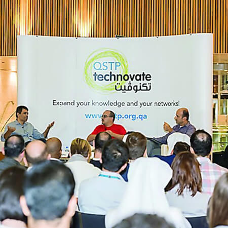Qatar Science Technology Park technovate