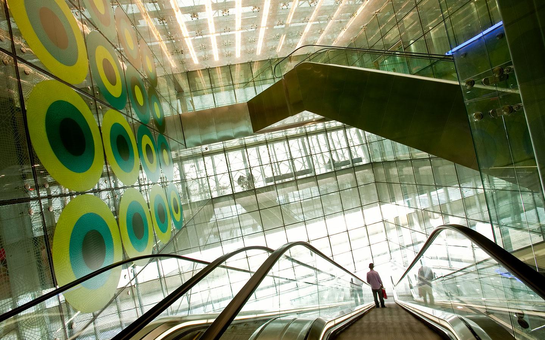 Innovation Center at QSTP
